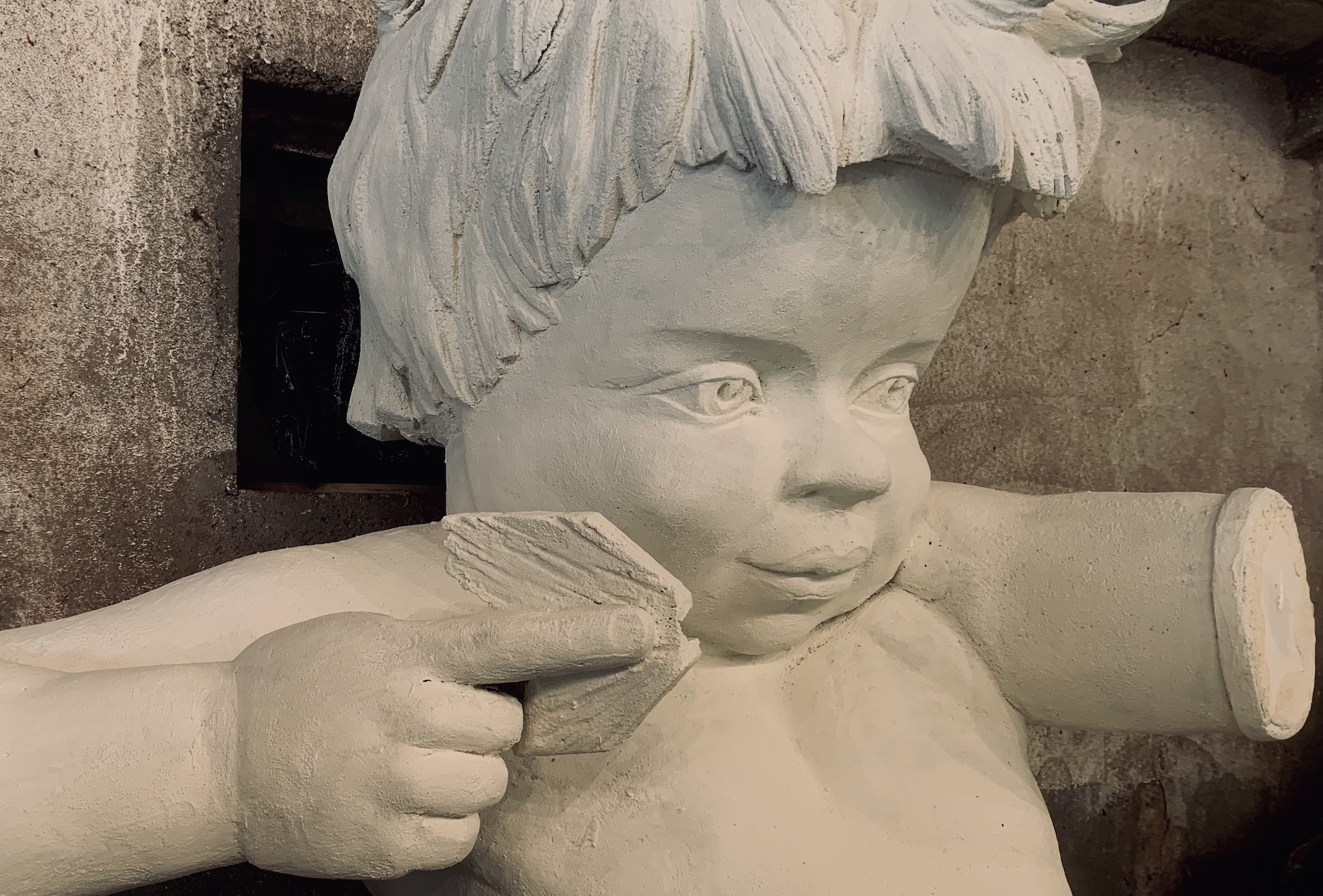 Cupido detail