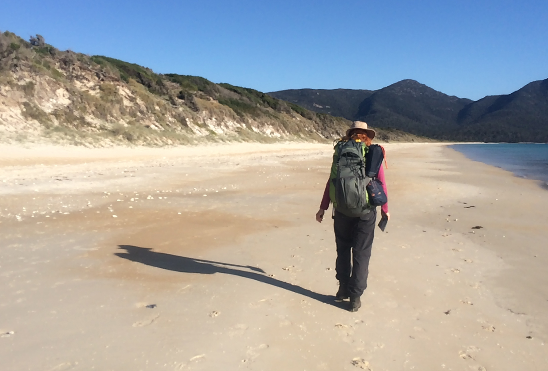 Wineglass Bay Hiking