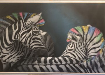 the zebra flow