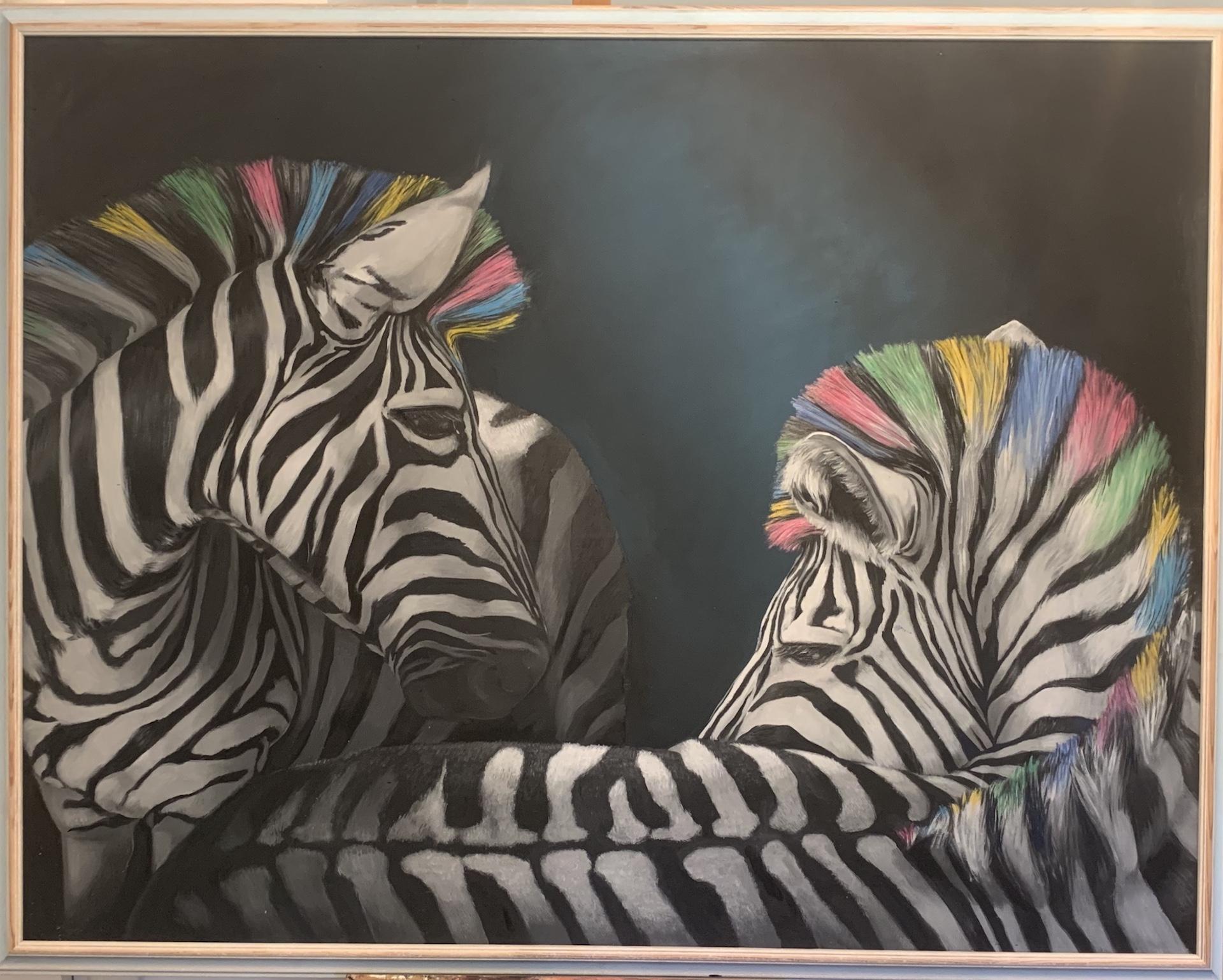 zebra flow