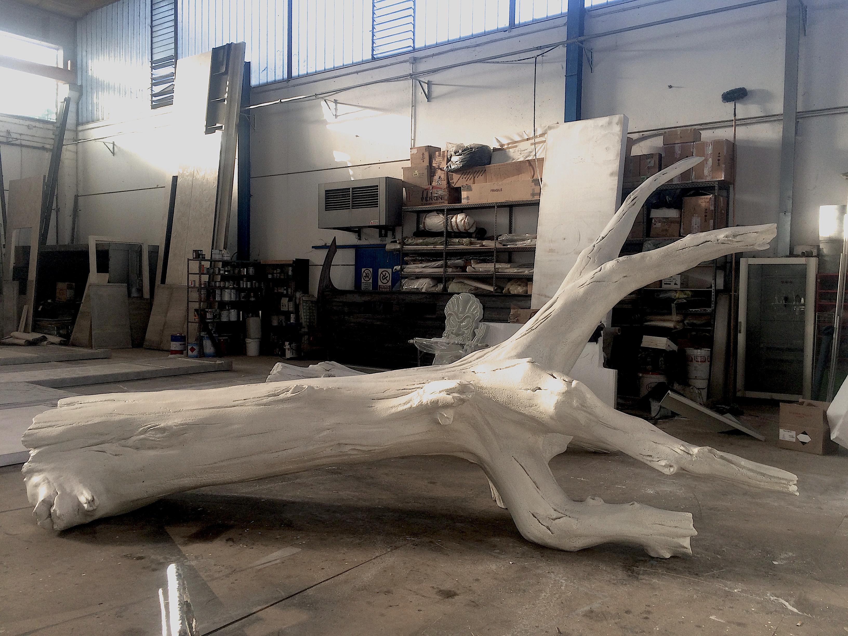 Tree scenography