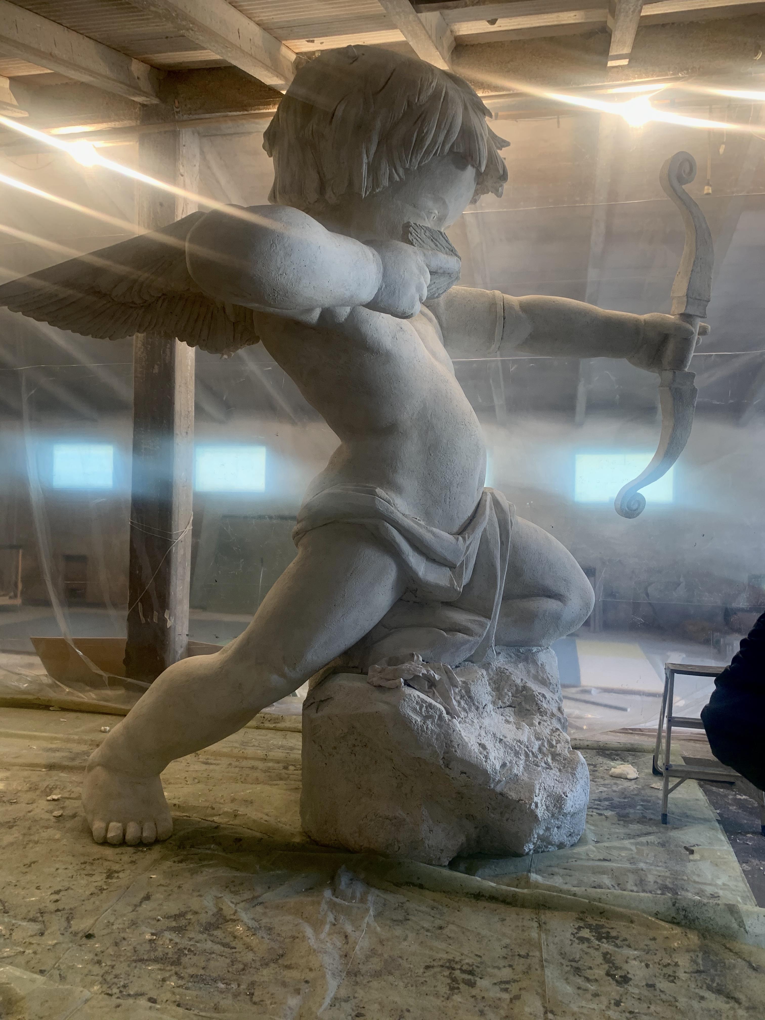 Cupido work in progress