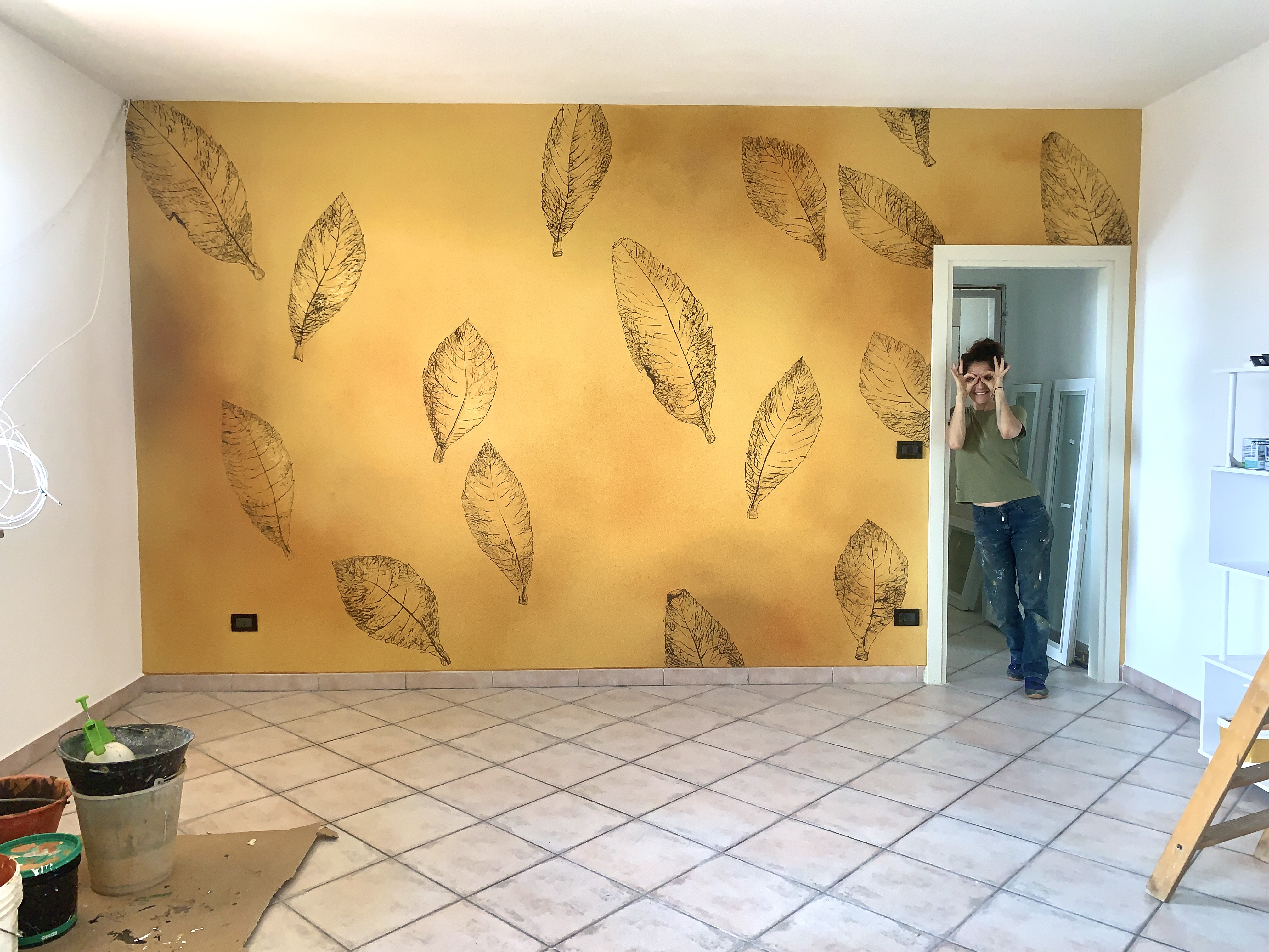 wall decoration from michela ciappini