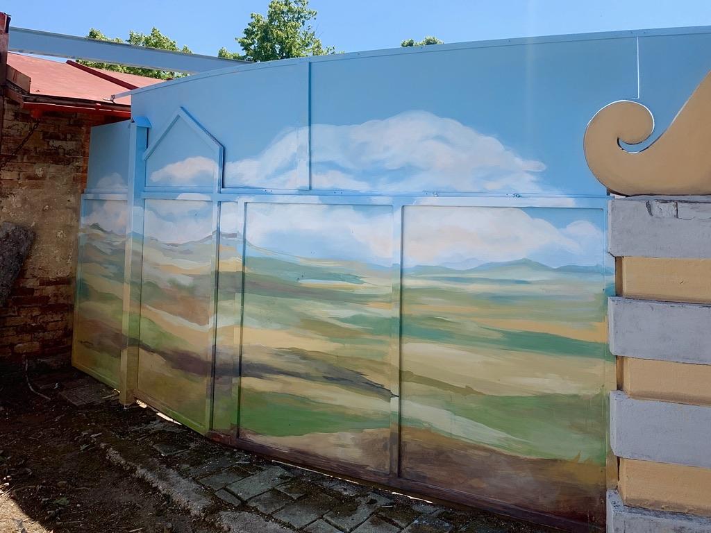 backdrops landscape