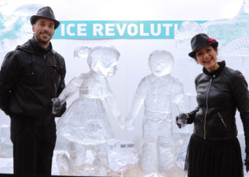 ice revolution performance