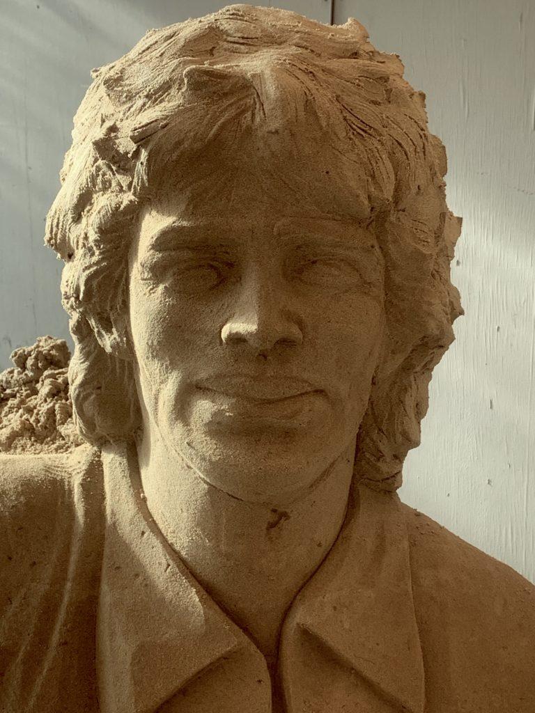 maradona portrait