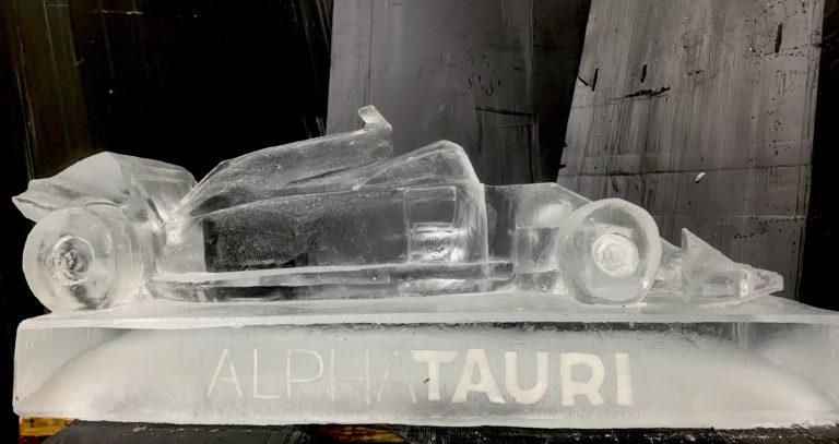 alpha tauri in ice